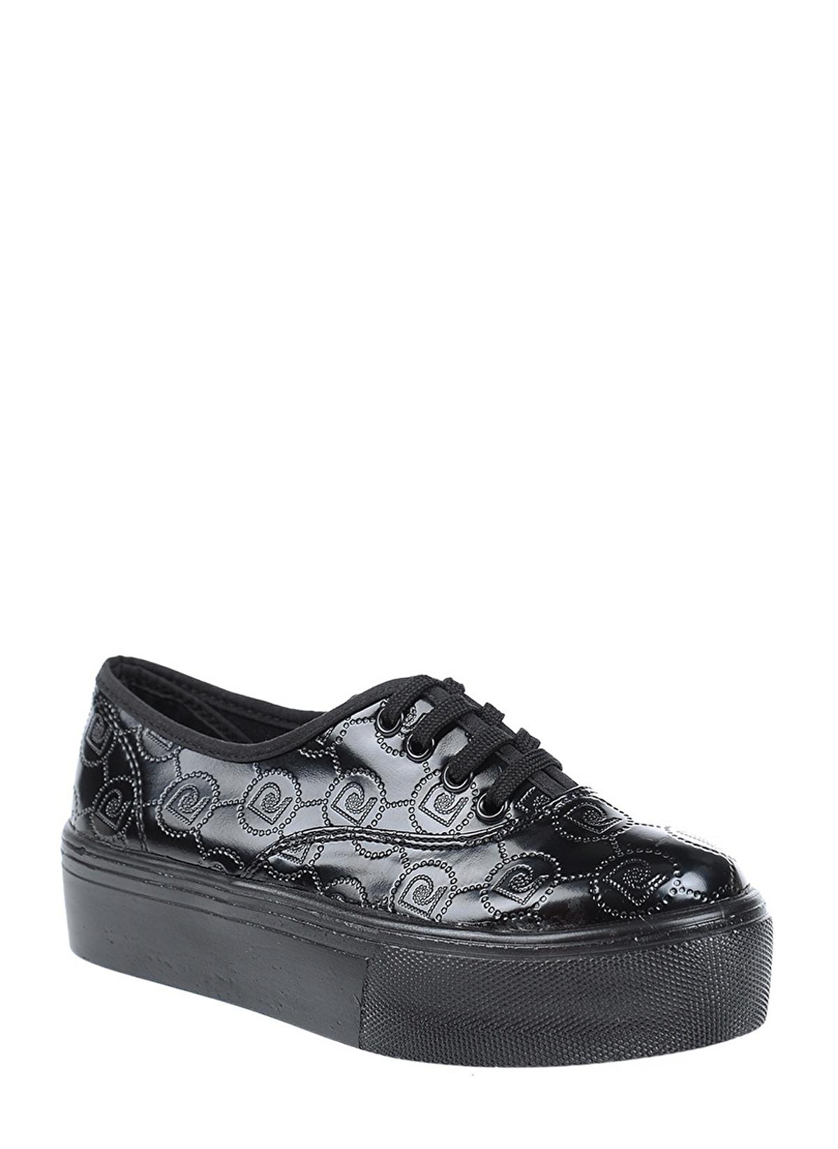 55cda4f0d4bbd Pierre Cardin Kadın Ayakkabı Siyah | Morhipo | 15613743